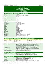 CRC Minus 50 super. KJE 1808 - Rodin & Co AS