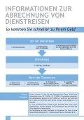 INFORMATIONEN ZUR ABRECHNUNG VON DIENSTREISEN - pv ... - Seite 4