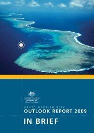 Great Barrier Reef Outlook Report 2009 – In Brief