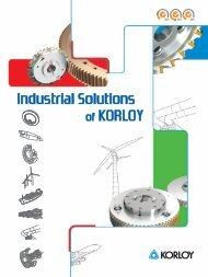 Industrial Solutions of KORLOY - Korloy.com