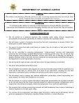 Volunteer Coordinator Manual - Florida Department of Juvenile Justice - Page 6