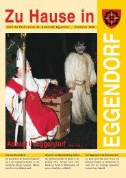 Advent in Eggendorf Seiten 30 und 31 - Gemeinde Eggendorf