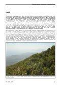 Klimatske promjene i biodiverzitet u Jugoistočnoj Evropi - ECNC - Page 6
