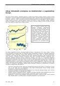 Klimatske promjene i biodiverzitet u Jugoistočnoj Evropi - ECNC - Page 7