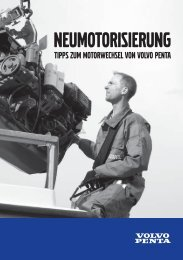 NEUMOTORISIERUNG - Volvo Penta
