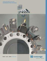 Toolholder Collets, Bushings & Tool holders - Hardinge Machine ...