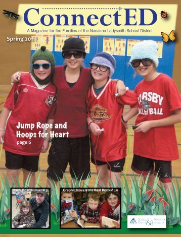 Jump Rope and Hoops for Heart - School District 68