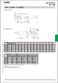 Пневмоцилиндр - SMC - Page 7