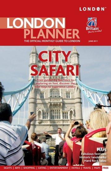CITY SAFARI - London & Partners