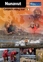 Canada's Rising Star 2012 - NWT & Nunavut Chamber of Mines
