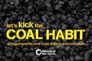 coal postcard.pdf - Friends of the Earth Melbourne