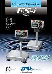 FS-6Ki FS-15Ki FS-30Ki FS-D