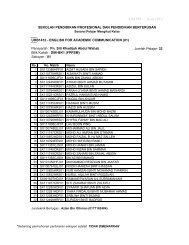 Senarai UHB1412 JB_04072012 - UTM SPACE