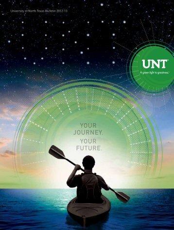 Green hiGhLiGht - University of North Texas