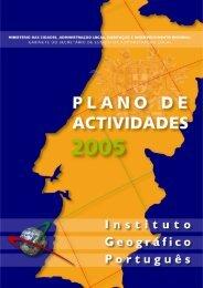 2005 - Instituto Geográfico Português