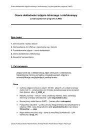 Generowanie fotomapy i ortofotomapy ze zdjęcia lotniczego z ...