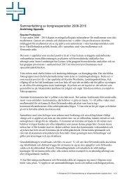Sammanfattning av kongressperiod 2008-2011 ... - Vårdförbundet