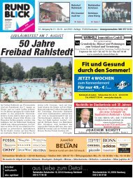 50 Jahre Freibad Rahlstedt