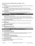 MSDS - Oatey - Page 3