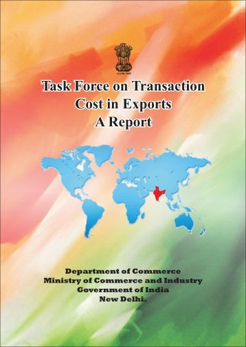english version - Directorate General of Foreign Trade