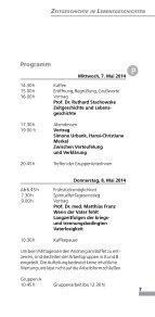 Zeitgeschichte in Lebensgeschichten - Bundesverband Katholischer ... - Seite 7