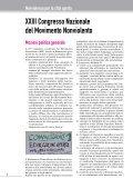Dicembre 2010 - Anno 47 n. 564 - Movimento Nonviolento - Page 4
