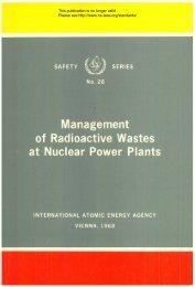 Safety_Series_028_1968 - gnssn - International Atomic Energy ...
