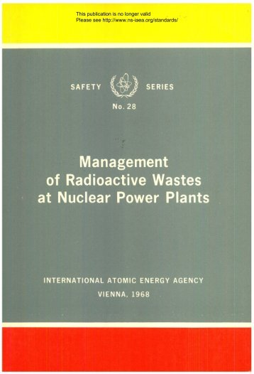 Safety_Series_028_1968 - gnssn - International Atomic Energy ...