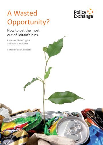 A Wasted Opportunity - Green Alliance