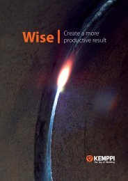Wise Create a more productive result - Kemppi