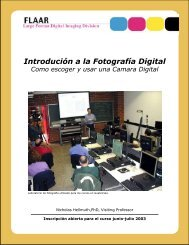 Introdución a la Fotografía Digital - Wide Format Printers