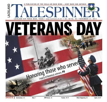Veterans Day - San Antonio News