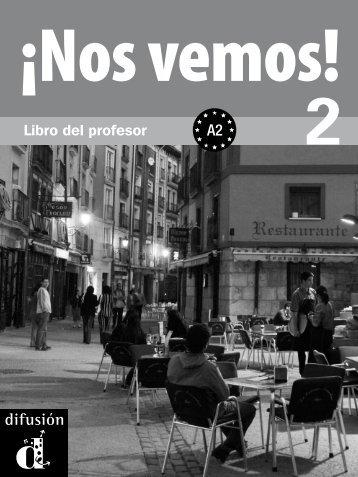 ¡Nos vemos! 2 - Libro del profesor - PDF descarga gratuita - Difusión