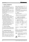Sunmaster XL 10K/15K - Page 6