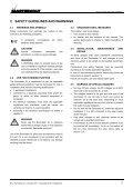 Sunmaster XL 10K/15K - Page 7