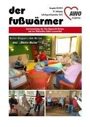 Seniorenzeitung des Fritz-Rupprecht-Heimes und des Wohnstiftes ...