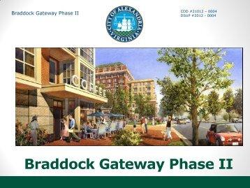 Braddock Gateway Phase II - City of Alexandria
