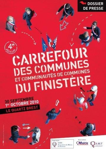 Cliquant ici - Association des Maires du Finistère