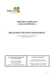 creche familiale - Saint-Leu-La-Forêt
