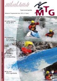 V ereinsnachrichten- Ausgabe 3/2010 - MTG Horst