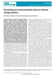Bain_Promoting pro-environmental action.pdf - Climate Access
