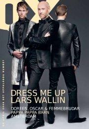 Lars Wallin - QX