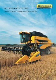 CSX 7000 - New Holland