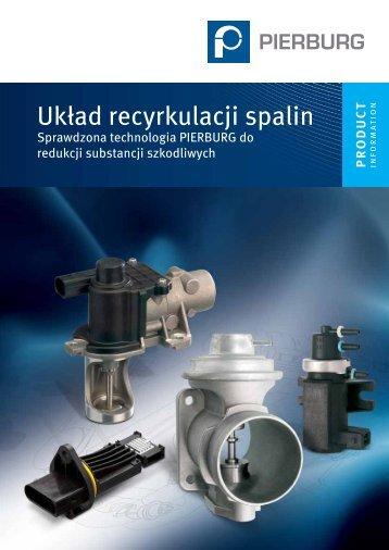 Układ recyrkulacji spalin - KSPG Automotive Brazil Ltda. Divisão MS ...