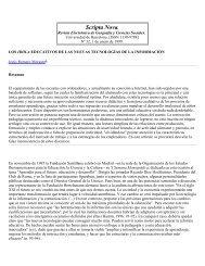 Scripta Nova. - Universidad Autónoma del Estado de Hidalgo