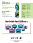 DVD Accessories - Maxell Canada - Page 4