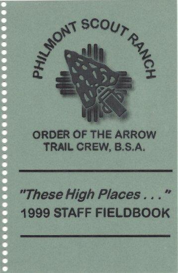 v - Philmont Document Archives