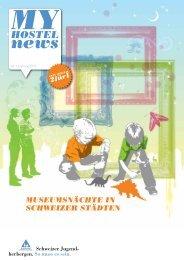 10 - Schweizer Jugendherbergen