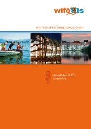 Geschäftsbericht 2012 - Bayern