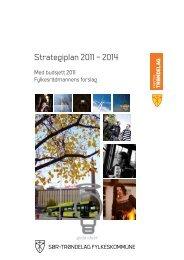 Strategiplan 2011 - 2014 - Sør-Trøndelag fylkeskommune